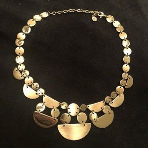 Baublebar Disc Statement Necklace
